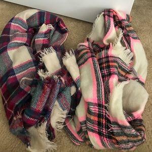 Blanket Scarf Bundle